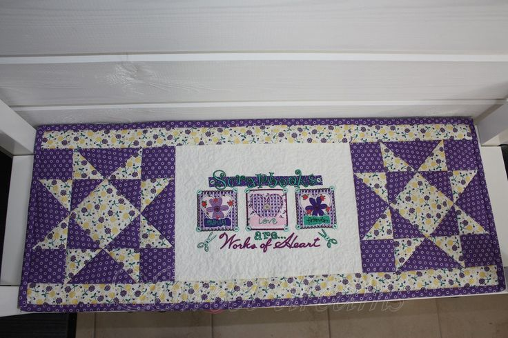 Embroidery#quilt#patchwork#hande made