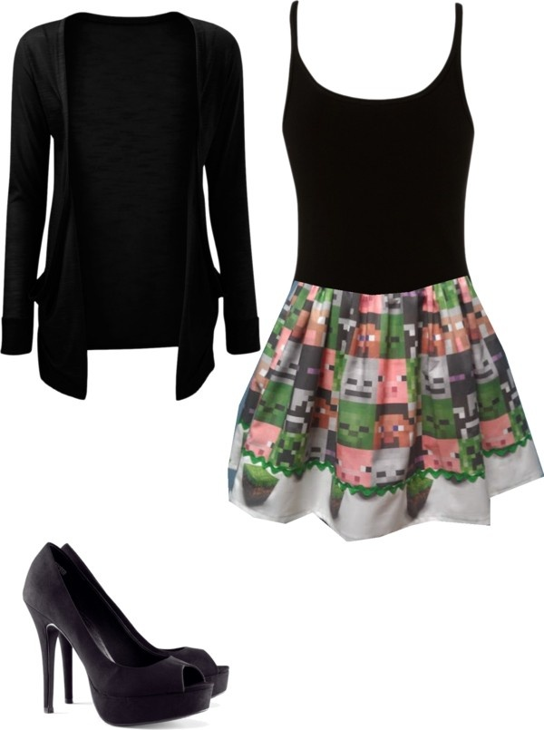 """Untitled #1636"" by skydoesminecraft ❤ liked on Polyvore"