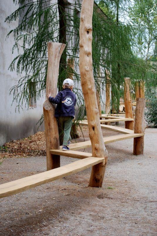 Niedrogie, ekologiczne i mega rozwijające ogrodowe place zabaw   Matka Wariatka - Blog parentingowy rodzinny