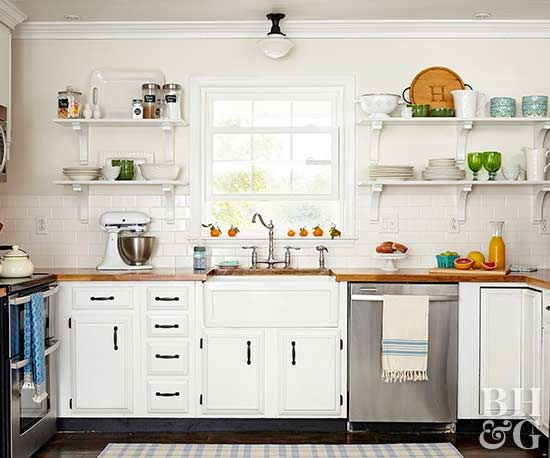 Happy Friday, friends! I hope you have had a great week. :) Today, I wanted to share with you that my kitchen was featured in the November issue of Better Homes and Gardens! Well, let me clarify…in SOME November issues.  I'm not sure why, but my kitchen is not in all of the November ... Read More about  My Kitchen in Better Homes & Gardens!