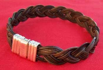 ME5 Braided men's bracelet Very unique braid with unique silver clasp. $190 incl. ship and ins