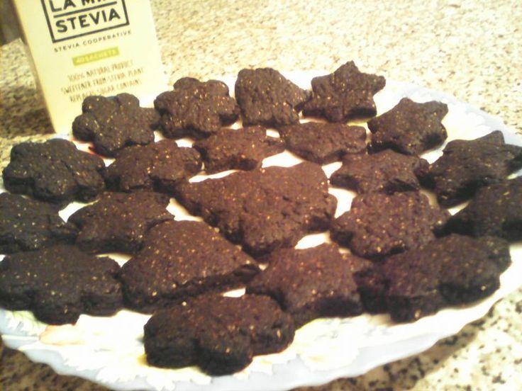 Συνταγές για διαβητικούς και δίαιτα: ΜΠΙΣΚΟΤΑ ΜΕ ΧΑΡΟΥΠΑΛΕΥΡΟ ( χωρις ζαχαρη & βούτυρο ...