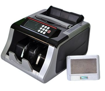 Currency Counting Machine with Fake Note Detector & Value Counting. Model LNC 2010 Value Counter.