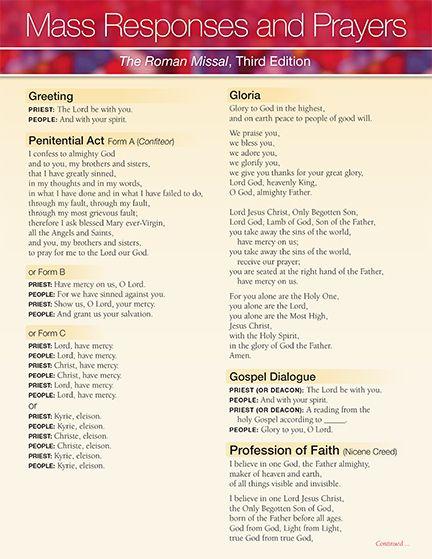 """[<a href=""""http://catholictv.com/sites/default/files/uploads/u23/Catholic-Mass-Resp..."""">Catholic Mass Prayers and Responses (PDF)<a&amp"""