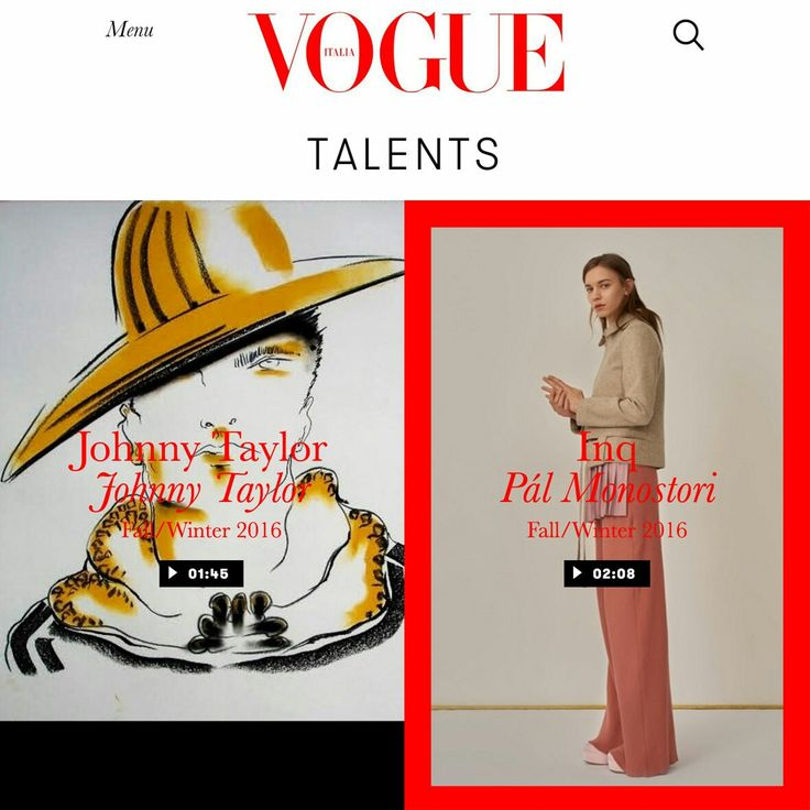 #voguetalents