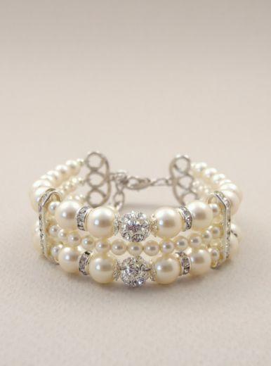 Bracelet Edith 3 rangs