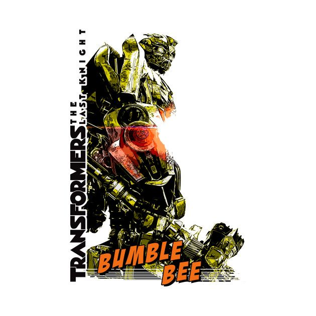 Check out this awesome 'BumbleBee+02' design on @TeePublic!