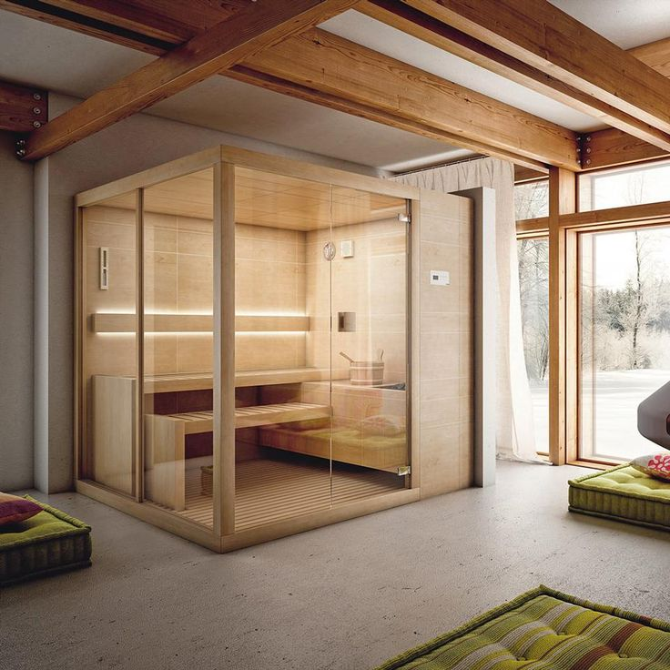 Sauna Aria By Teuco