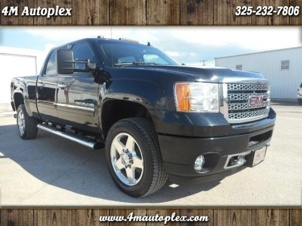 89K miles $40k  Used 2011 GMC Sierra 2500HD for Sale in Abilene, TX – TrueCar
