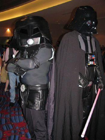 DIY - Dark Helmet Costume
