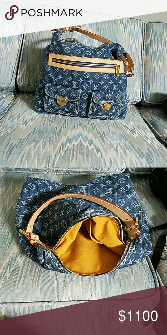 Authentic LV handbag PRICE FIRM Used once Louis Vuitton  Bags Hobos