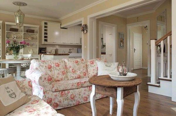 Дизайн интерьера в стиле прованс. #дизайн #интерьер #стиль #прованс #франция #дизайнер #гостинная