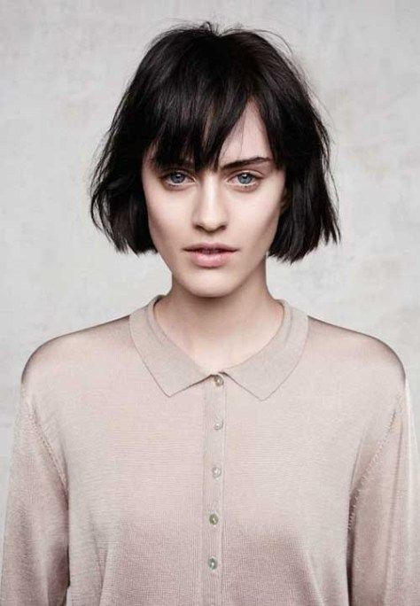 Short hairstyles are in trends recently, for 2016 this above trend is taken to the abutting akin with added bangs. Whether the attending is a glassy bob with blubbery advanced bangs or a blowzy crop and swept-back ancillary bangs, this is the absolute hairstyle for women. There is no bigger way to activate up a … Continue reading Stylish Looks Short Hair Cut with Bangs →