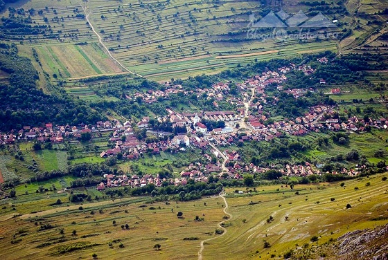 Rimetea Village - Alba County, Romania