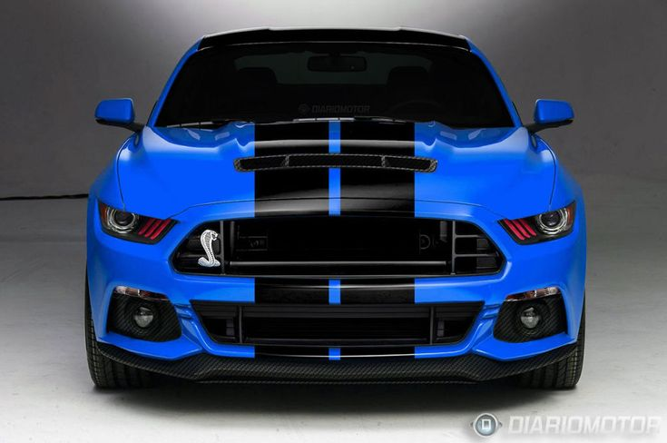 Rumor: 2015 Shelby GT500 to Have More HP Than the Challenger Hellcat