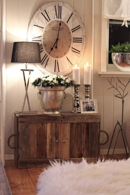 Large Wall Clock In Foyer : Best ideas about large clock on pinterest wall