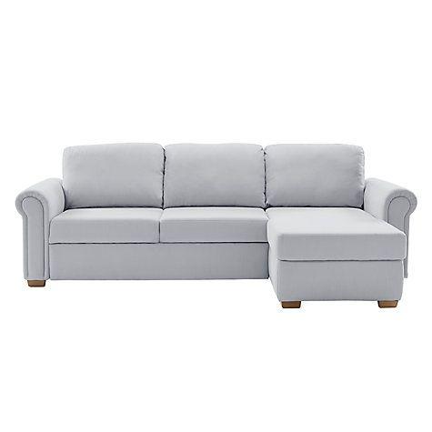 Buy John Lewis Sacha Large Scroll-arm Sofa Bed Online at johnlewis.com
