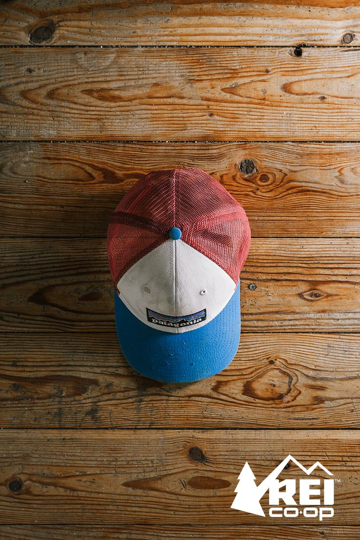Need a gift idea for the adventurer on your holiday list? The Patagonia P6 Trucker Hat is a versatile classic. It has a pliable bill and airy mesh back to keep cool and comfortable while climbing, backpacking, paddling or cruising around town. Shop now at REI.com.