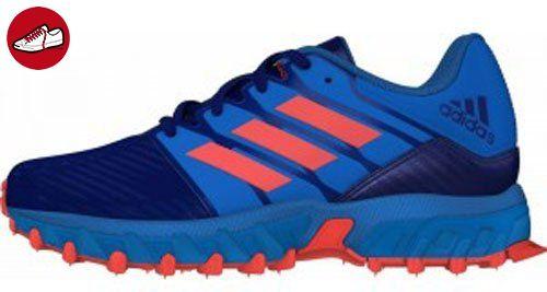 adidas adiPower II Junior Hockey-Schuhe, Blau, 35.5 - Adidas schuhe (*Partner-Link)