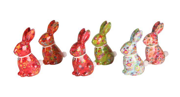 Spaartpot Konijn Bunny van Pomme-Pidou http://www.toefwonen.nl/c-2216947/pomme-pidou/