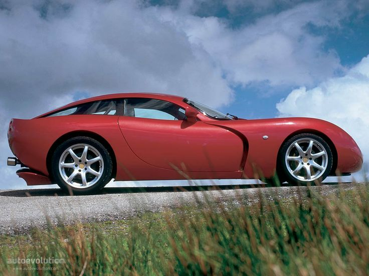 Charmant TVR Tuscan R/T 440R/ T 400R/Typhon