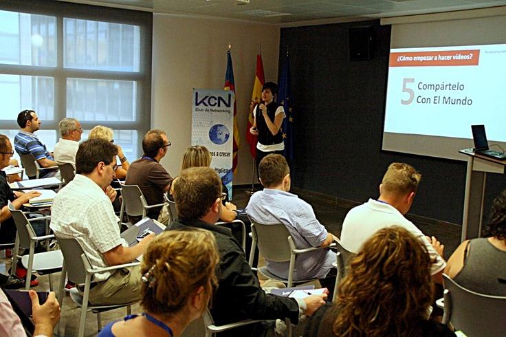 Curso VideoMarketing Para Empresas (Valencia)