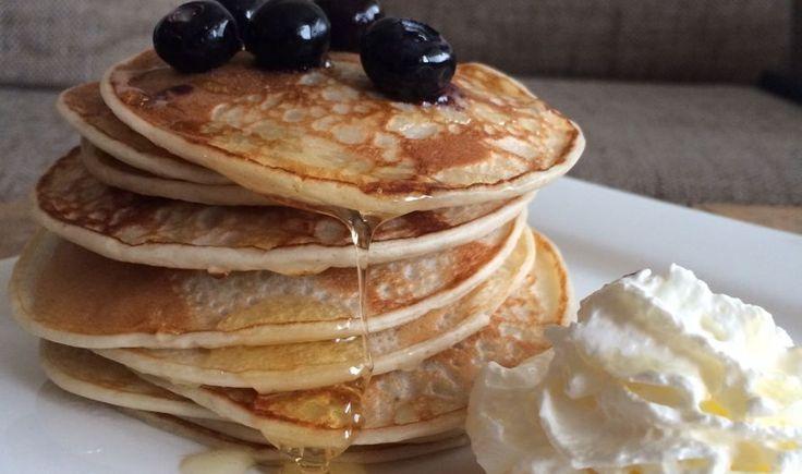 Breakfast pancakes PCP