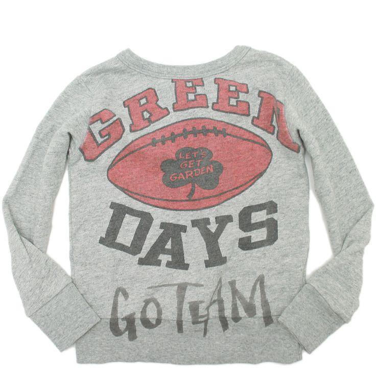 GOTHAM(ゴッサム):グリーンデイズトレーナー 杢グレー の通販【ブランド子供服のミリバール】