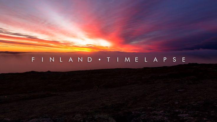 FINLAND | 4K Timelapse