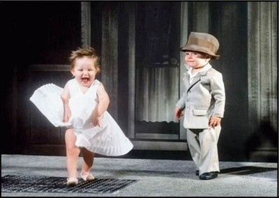 happythingsLittle Girls, Marilyn Monroe, Movie Stars, Marilynmonroe, Children, Minis, Kids, Baby, Frank Sinatra