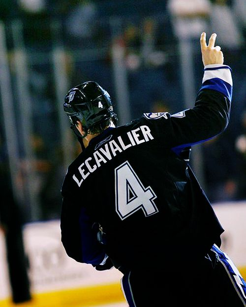 Vincent Lecavalier...one of my faves.  And...I hate you Matt Cooke.  >:(
