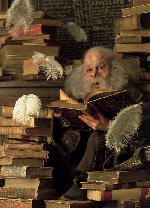 """a scene from """"Harry Potter and the Sorcerer's Stone"""""""