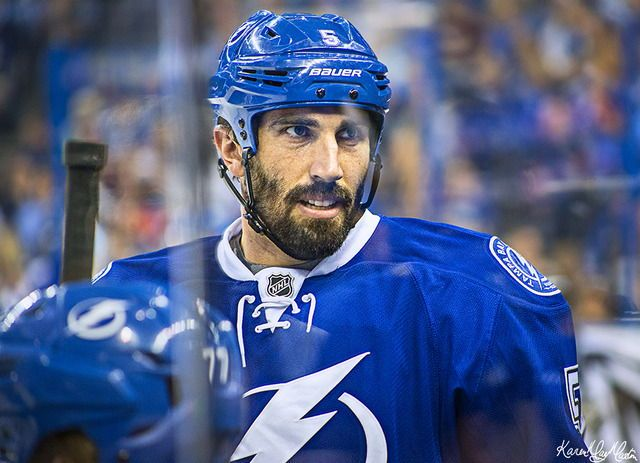 Jason Garrison Tampa Bay Lightning