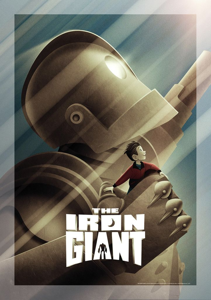 Iron Giant - Signature Edition (Standard on Paper)