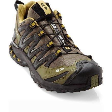 Salomon XA Pro 3D Ultra CS WP Trail-Running Shoes - Men's
