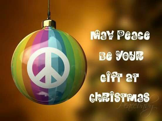 427 Best ☮ ☮ Peace At Christmas☮ ☮ Images On Pinterest