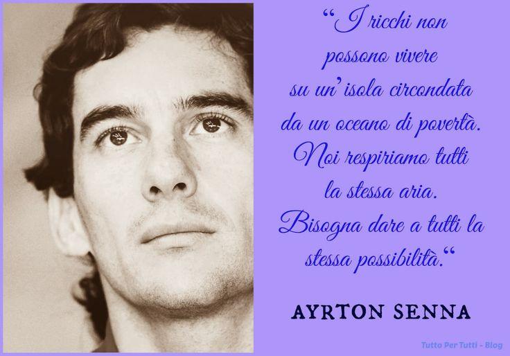 Tutto Per Tutti: AYRTON SENNA DA SILVA (SAN PAOLO 21 MARZO 1960 – B...