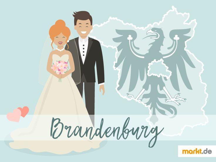 Romantische Orte für eine Hochzeit in Brandenburg | markt.de #hochzeit #heirat #wedding #braut #romantic #location