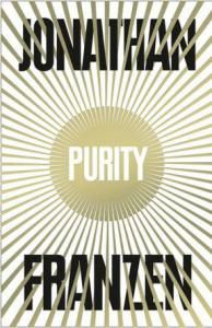 Details of Jonathan Franzen's new novel 'Purity' revealed! More on http://blog.booktopia.com.au/2015/03/23/details-of-jonathan-franzens-new-novel-purity-revealed/