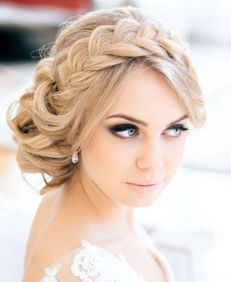 nice Красивый макияж для блондинок с голубыми глазами (50 фото) — Свадебный, вечерний и дневной образ Читай больше http://avrorra.com/krasivyj-makiyazh-dlya-blondinok-s-golubymi-glazami-foto/