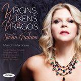 Virgins, Vixens & Viragos [CD]