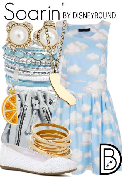 Soarin' Outfit<3