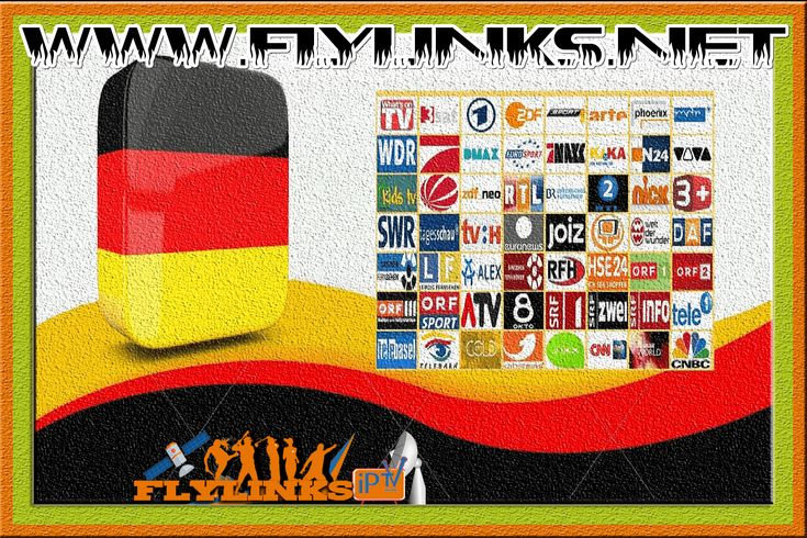 Germany list IPTV best servers for all devices March [27