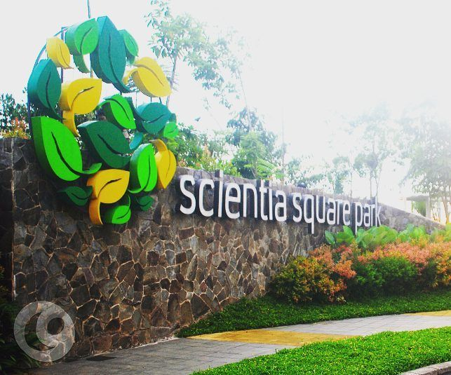 Our previous project with Summarecon. Scientia Square Park, Summarecon Serpong, Tangerang. #gagasnava #signagedesign #consultant #signage #design #wayfinding #EGD #environmentalgraphicdesign #logodesign #brandidentity #graphicdesign #arch #architecture #landscape #scientiapark #scientiasquarepark #sqp #Summarecon #serpong