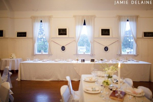 Fort Langley Heritage Hall - Choosing a Wedding Venue for your Vintage Wedding…