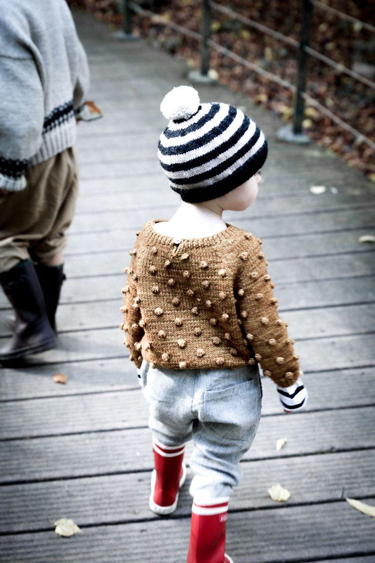 Bonnet pompon Tao*Granny©