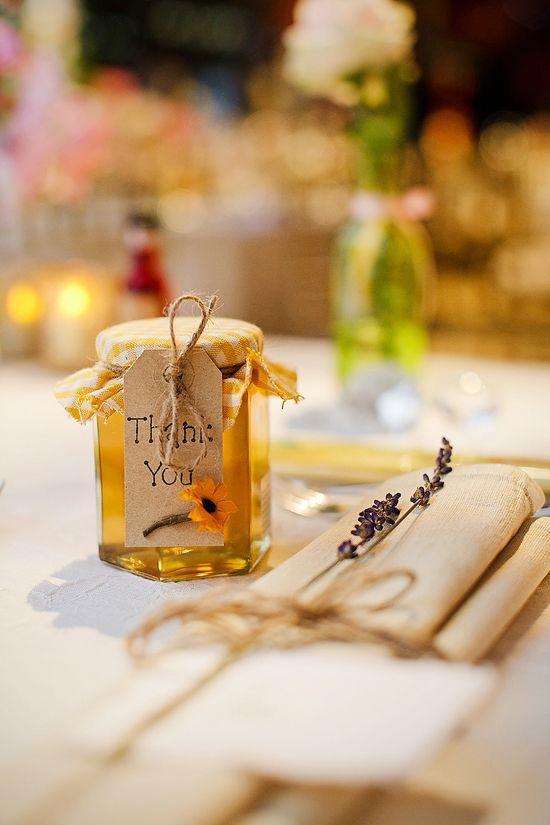 Tea Wedding Favors