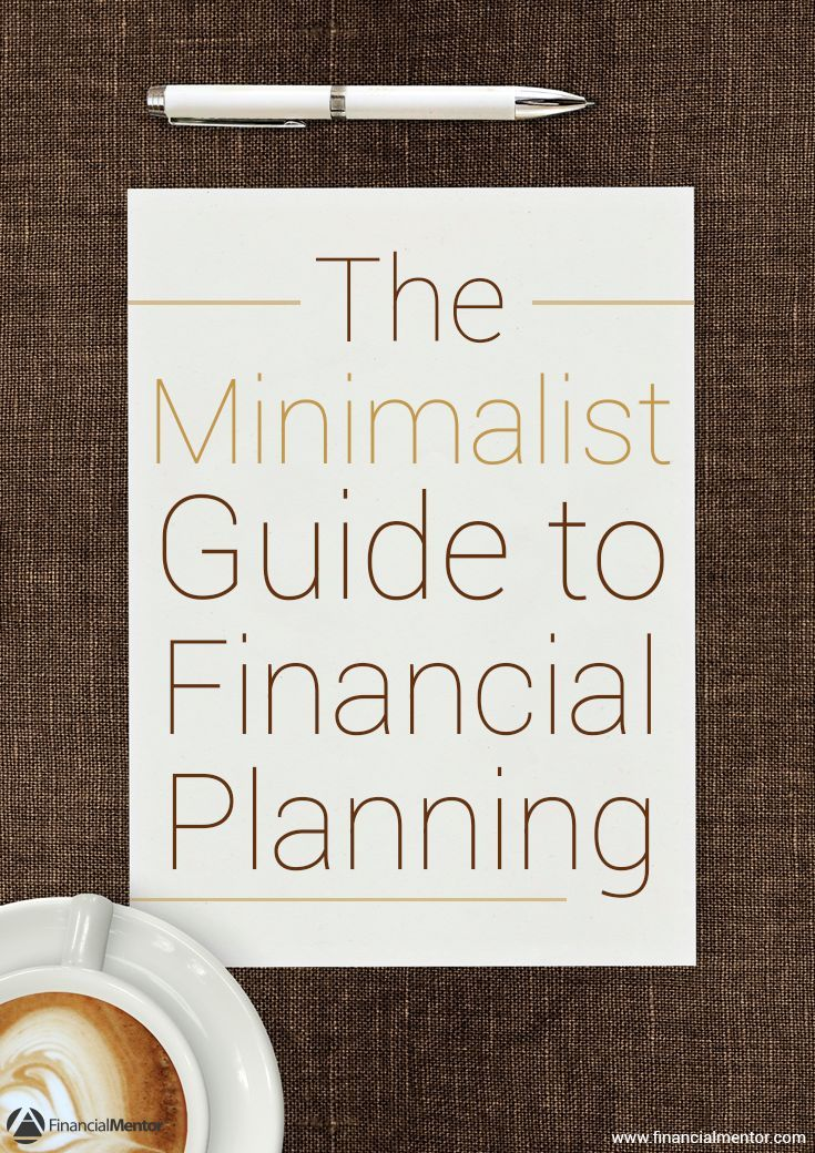 financial planning is not just for Financial planning involves assessing your current monetary situation, analyzing past activities, and making plans for the near and long-term future.