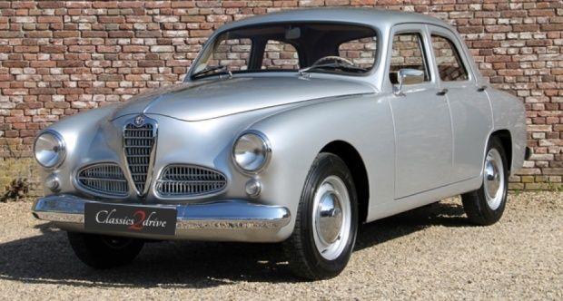 1954 Alfa Romeo 1900 - Berlina   Classic Driver Market
