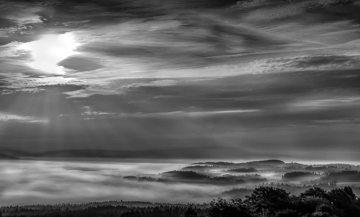And the Heavens Opened by Michal Vávra on 500px